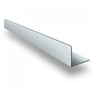 Профіль підвісної стелі пристінний VS білий 22х20 мм 3,00 м