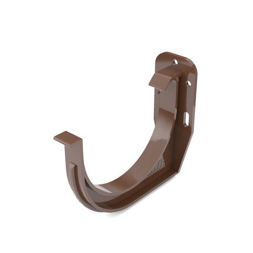 Кронштейн ринви BRYZA коричневий 125 мм