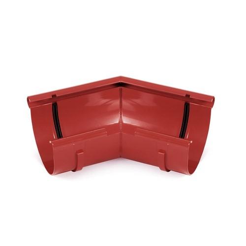 Кут внутрішній BRYZA червоний 125 мм