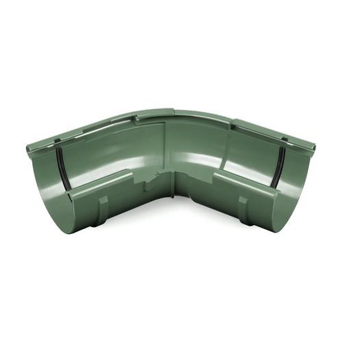 Кут зовнішній регульований BRYZA зелений 125 мм