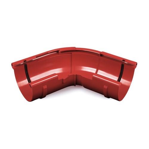Кут зовнішній регульований BRYZA червоний 125 мм