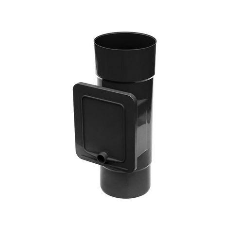 Люк ревізії BRYZA чорний 110 мм
