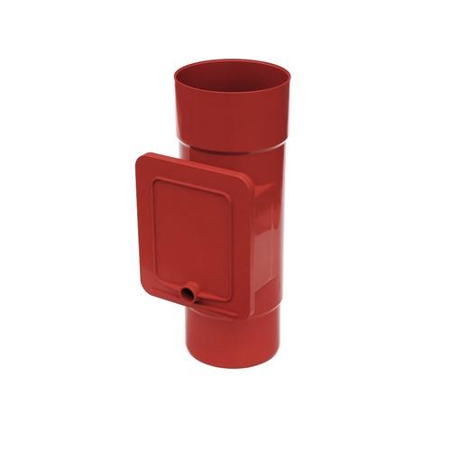 Люк ревізії BRYZA червоний 110 мм