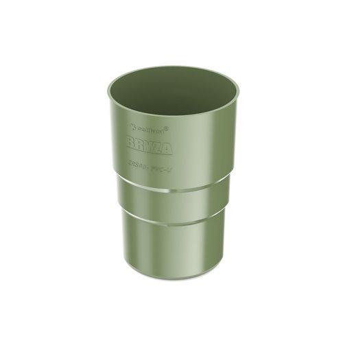Муфта труби BRYZA зелена 90 мм