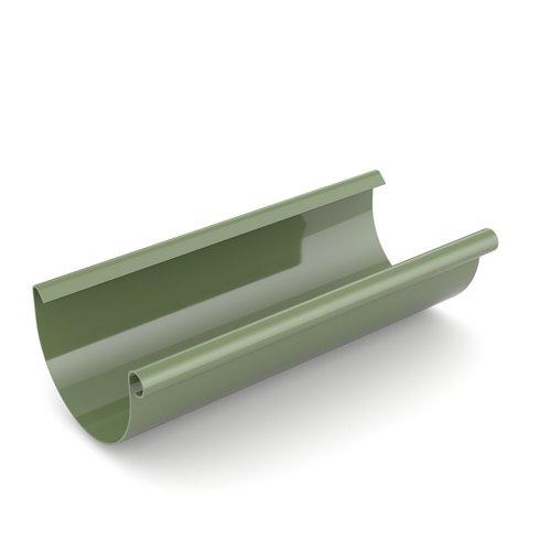 Ринва BRYZA зелена 125 мм 3 м