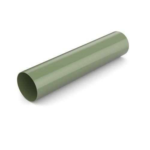 Водостічна труба BRYZA зелена  90 мм 3 м