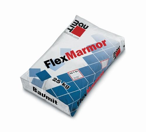Клей Бауміт (Baumit) для мармуру FlexMarmor 25 кг