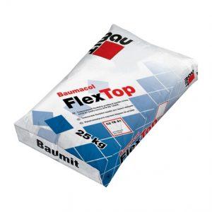 Клей Бауміт (Baumit) для плитки високоеластичний FlexTop 25 кг