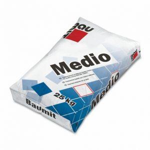 Клей Бауміт (Baumit) для підлоги товстошаровий Medio 25 кг