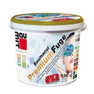 Затирка Бауміт (Baumit) PremiumFuge манхеттен-попелястий 2 кг
