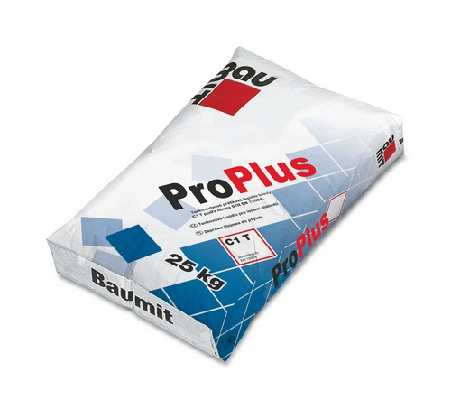 Клей Бауміт (Baumit) для гресу ProPlus 25 кг