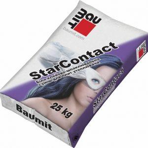 Клей Бауміт (Baumit) для плит утеплювача StarContact  25 кг