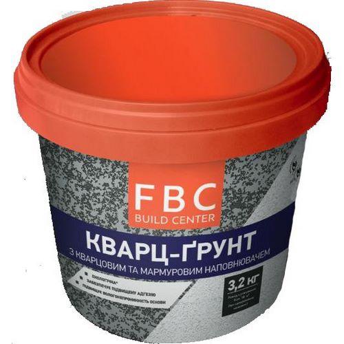 Грунтовка FBC кварц-грунт 14 кг