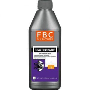 Пластифікатор FBC тепла підлога 1 л