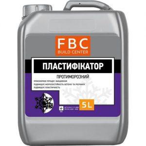 Пластифікатор FBC тепла підлога 5 л