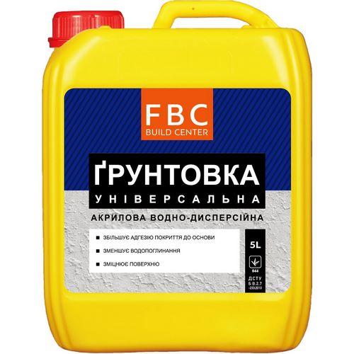 Грунтовка FBC універсальна 5 л