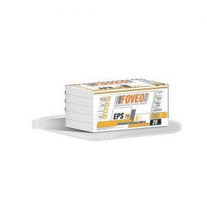 Пінопласт Фовео (Foveo) ПСБ-35 100х50х8 см 1 м.куб