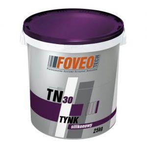 Штукатурка Фовео (Foveo) силіконова  ТN30 баранець 1,5 мм 25 кг