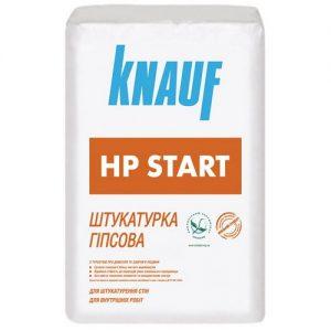 Штукатурка Кнауф (Knauf) HP старт 30 кг 2018 рік