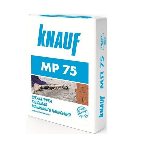 Штукатурка Кнауф (Knauf) MP 75 30 кг