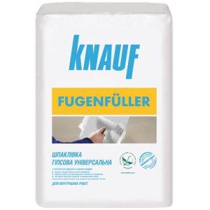 Шпаклівка Кнауф (Knauf) фугенфюлер 25 кг