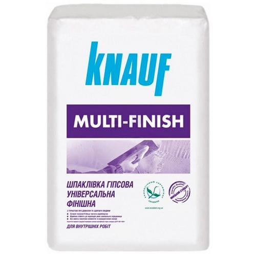 Шпаклівка Кнауф (Knauf) мульти-фініш 25 кг