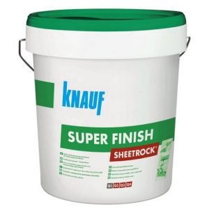"Шпаклівка пастоподібна ""KNAUF Sheetrock Super Finish"" 28 кг"