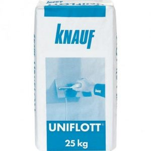 Шпаклівка  Кнауф (Knauf) уніфлот 5 кг