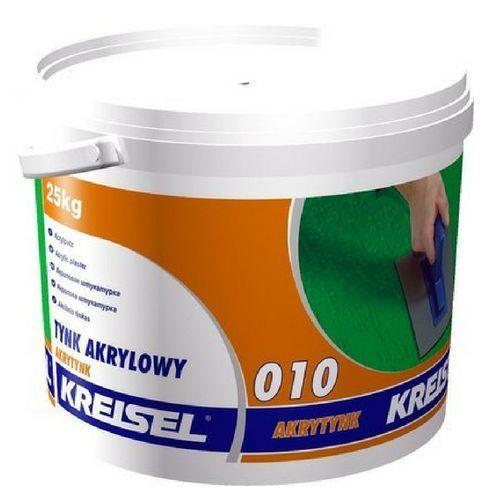 Штукатурка Крайзель (Kreisel) акрилова AKRYTYNK баранець 2,0 мм база B Польща 25 кг