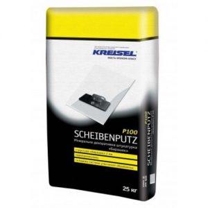Штукатурка Крайзель (Kreisel) Р100 декоративна мінеральна баранець 1,5 мм 25 кг
