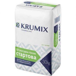 Штукатурка Крумікс (Krumix)  стартова 30 кг
