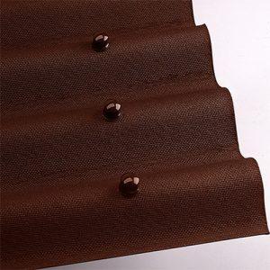 Бітумна лист Ондулін (Onduline) коричневий 2000*950 мм