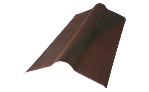 Гребінь Ондулін (Onduline) коричневий 1000 мм