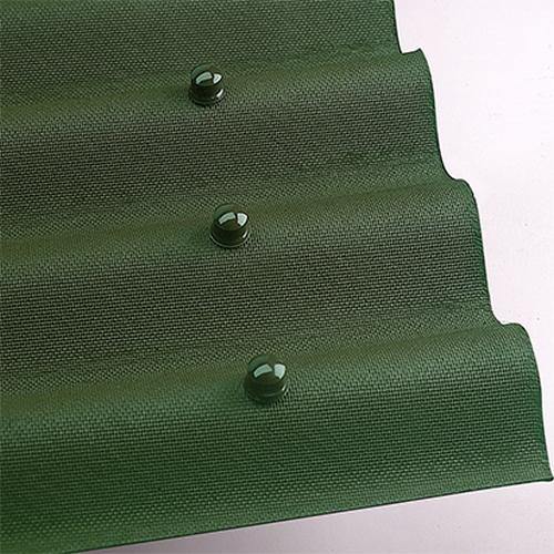 Бітумна лист Ондулін (Onduline) зелений 2000*950 мм