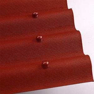 Бітумна лист Ондулін (Onduline) червоний 2000*950 мм