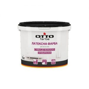 Фарба ОТТО латексна 10 л