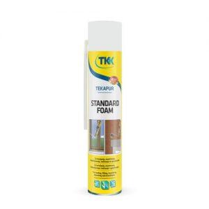 Піна ручна поліуретанова монтажна TEKAPUR STANDART SPRAY 250ml