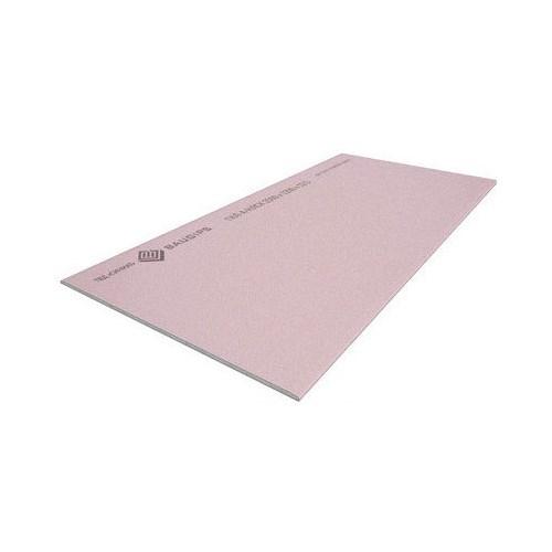 Гіпсокартон Сініат (Siniat) BAUGIPS 2500х1200х 9.5 мм