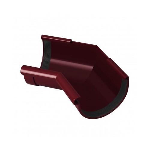 Кут внутрішній 90 RainWay червоний 130 мм