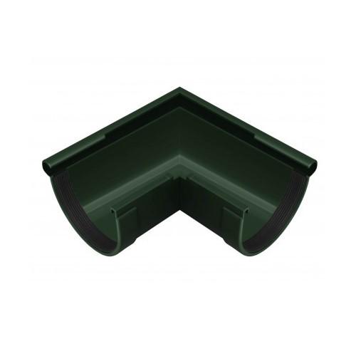 Кут зовнішній 90 RainWay зелений 130 мм