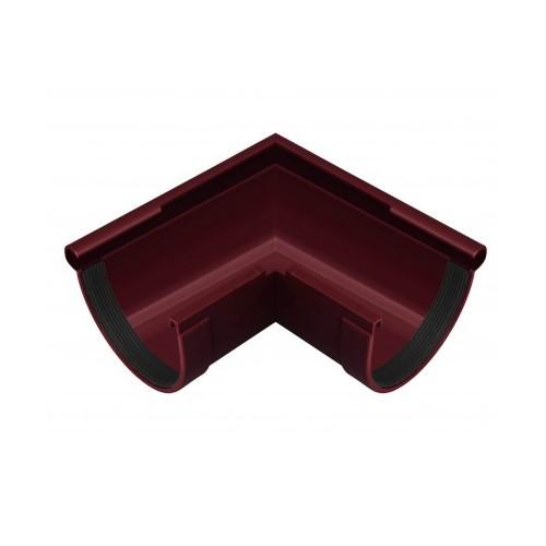 Кут зовнішній 90 RainWay червоний 130 мм