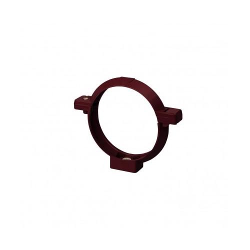 Кронштейн  труби RainWay  червоний 100 мм