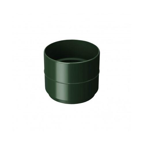Муфта труби RainWay зелена 100 мм