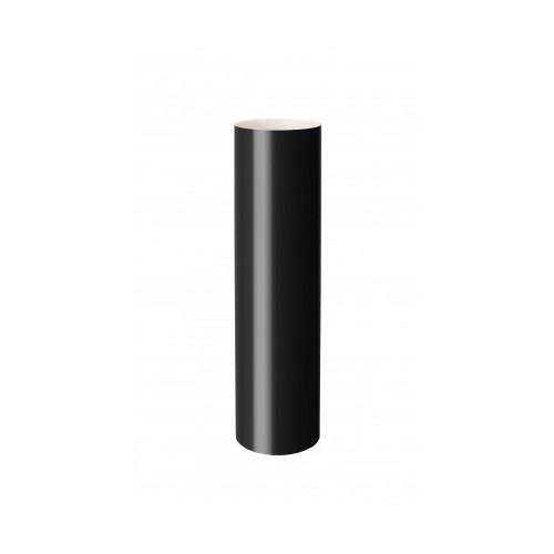 Водостічна труба RainWay графітова 100 мм 3 м