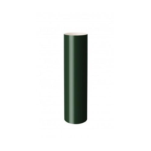 Водостічна труба RainWay зелена 100 мм 3 м