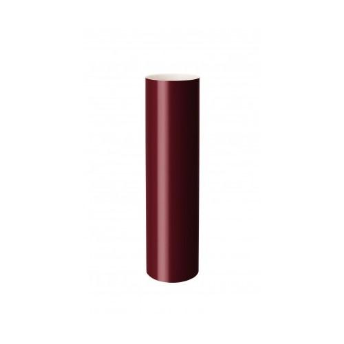 Водостічна труба RainWay червона 100 мм 3 м
