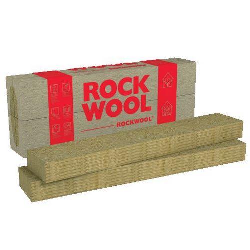 Базальтова вата Роквул (Rockwool) FASROCK LL фасадна 100x200x1200 мм (0,96 м.кв)