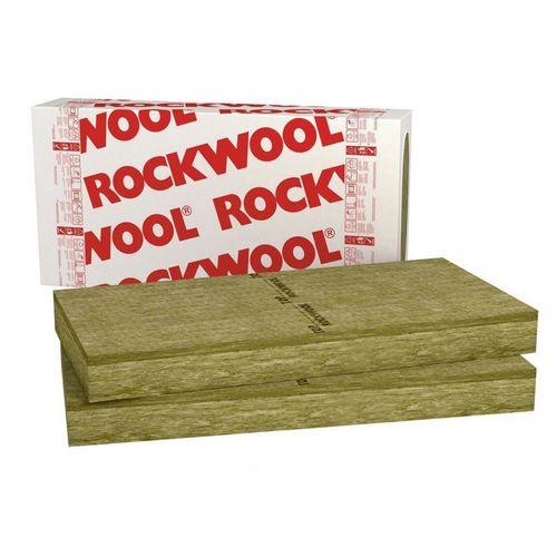 Базальтова вата Роквул (Rockwool) FRONTROCK MAX E фасадна 80x600x1000 мм (1.8 м.кв.)