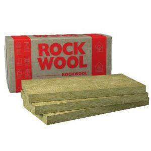 Базальтова вата Роквул (Rockwool) FRONTROCK S 20x600x1000 мм (4.8 м.кв.)