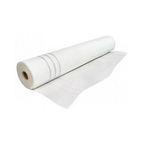 Склосітка штукатурна комірка 2.5х2.5 мм біла 50 м